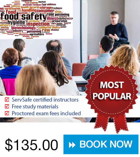Food safety training and certification choices | ServSafe Food